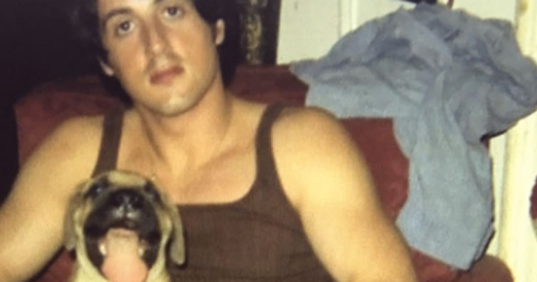 Sylvester Stallone's Tribute To His 'Rocky' Dog Is Just Beautiful