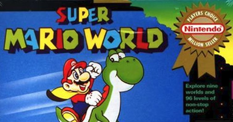 Someone Discovered A Super Mario World Secret, 26 Years After The Game Was Released