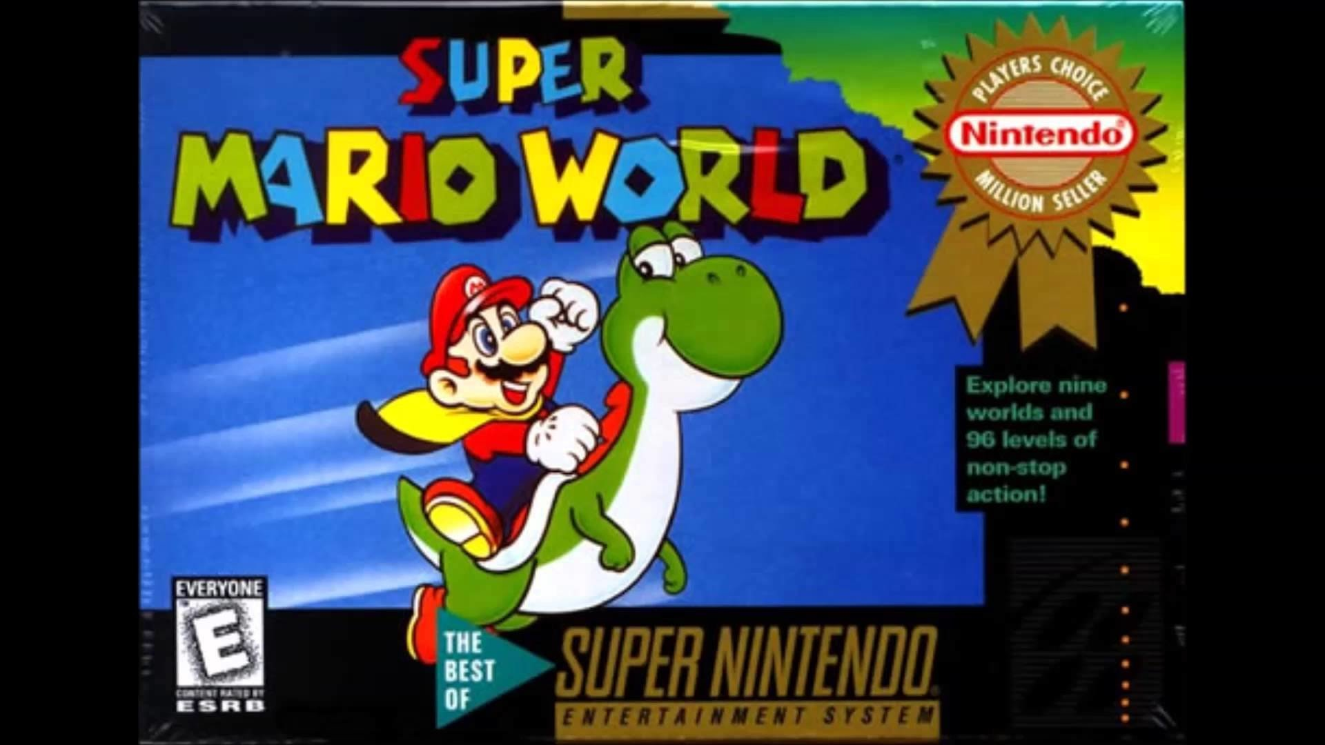super mario secrets 1 Someone Discovered A Super Mario World Secret, 26 Years After The Game Was Released