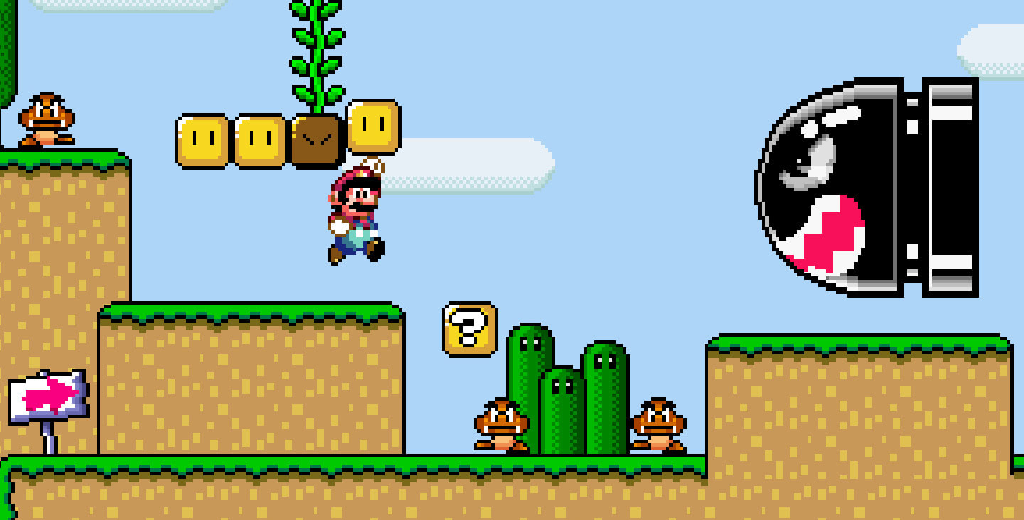 super mario secrets 2 Someone Discovered A Super Mario World Secret, 26 Years After The Game Was Released