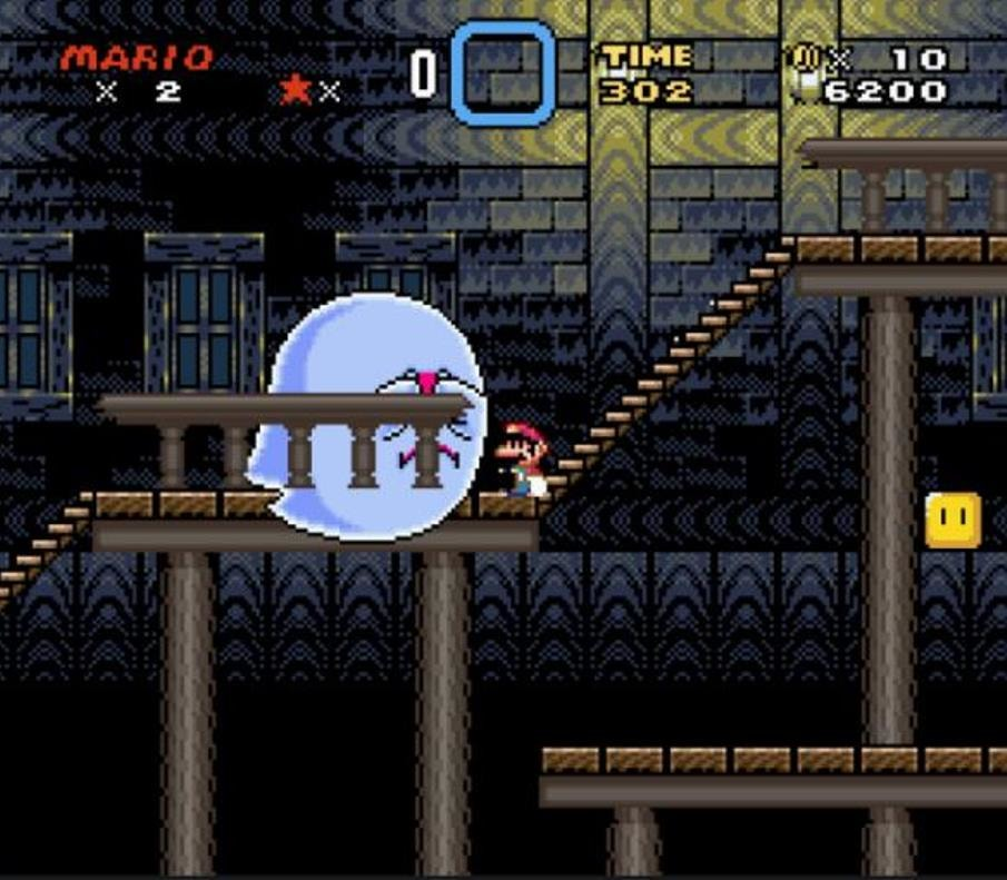 super mario secrets 6 Someone Discovered A Super Mario World Secret, 26 Years After The Game Was Released