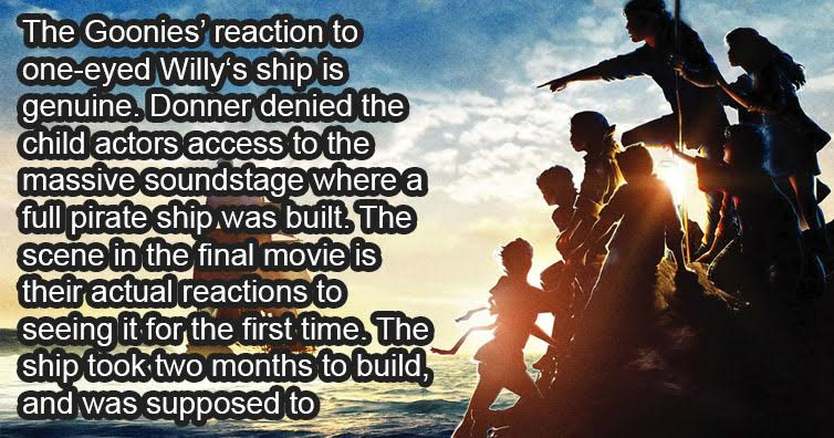 20 Swashbuckling Facts About 'The Goonies' You Need To Know!