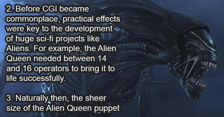 30 Things You Probably Never Knew About The Movie 'Aliens'!