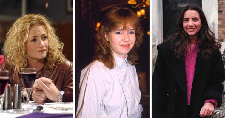 Remember The Ladies From EastEnders? Here They Are Now!