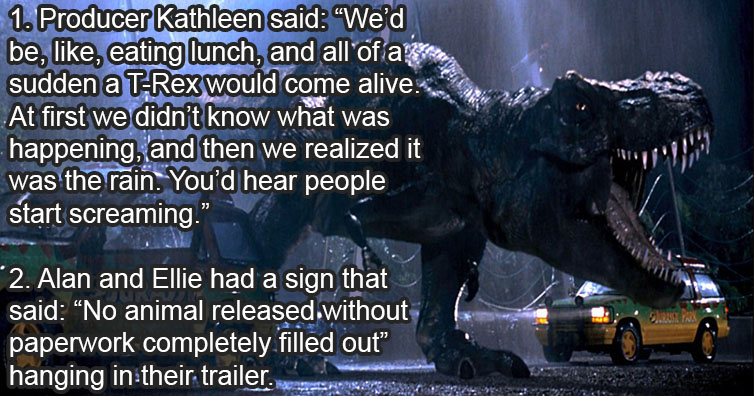25 Jurassic Park Facts That You Probably Didn't Know