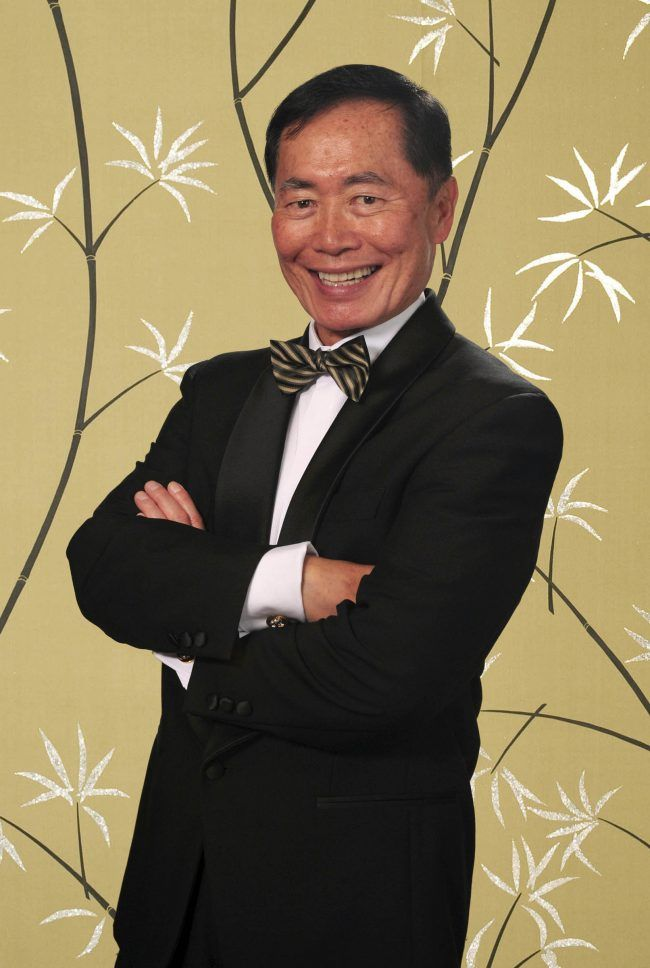 Takei 4 25 Things About George Takei That You Probably Didn't Know!