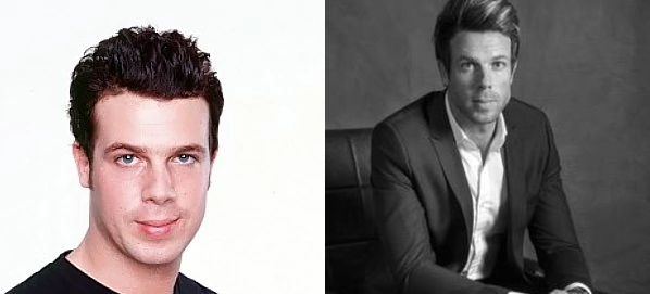 Tim Culley from Big Brother 3, then and now