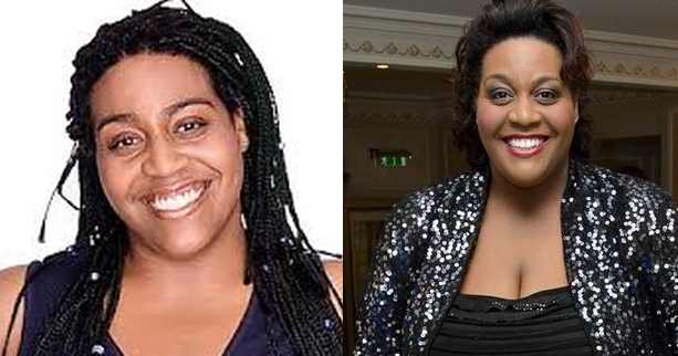 Alison Hammond from Big Brother 3, then and now