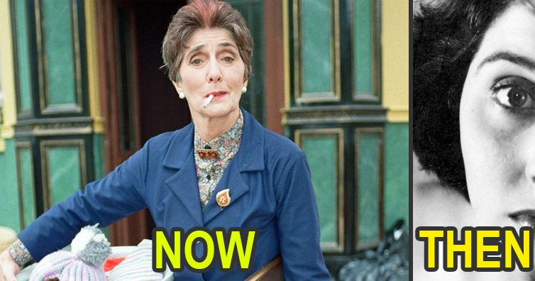 Who Remembers Dot Cotton? You Have To See Her When She Was Young!