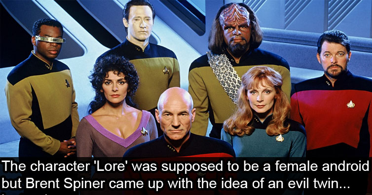 25 Interesting Facts About Star Trek: The Next Generation You Didn't Know
