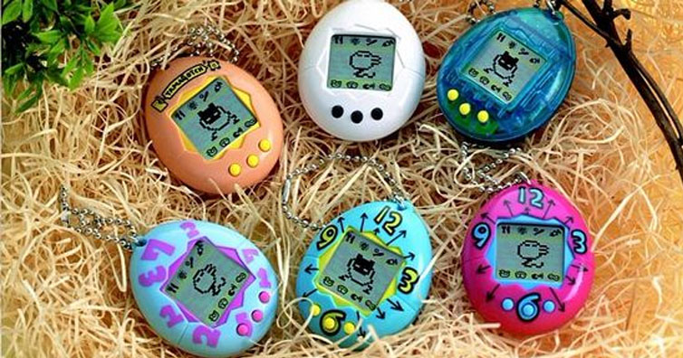 You Guys. Tamagotchis Are A Thing Again.