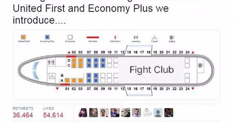 United Airlines Is Getting Completely Roasted On Twitter With Suggested New Mottos