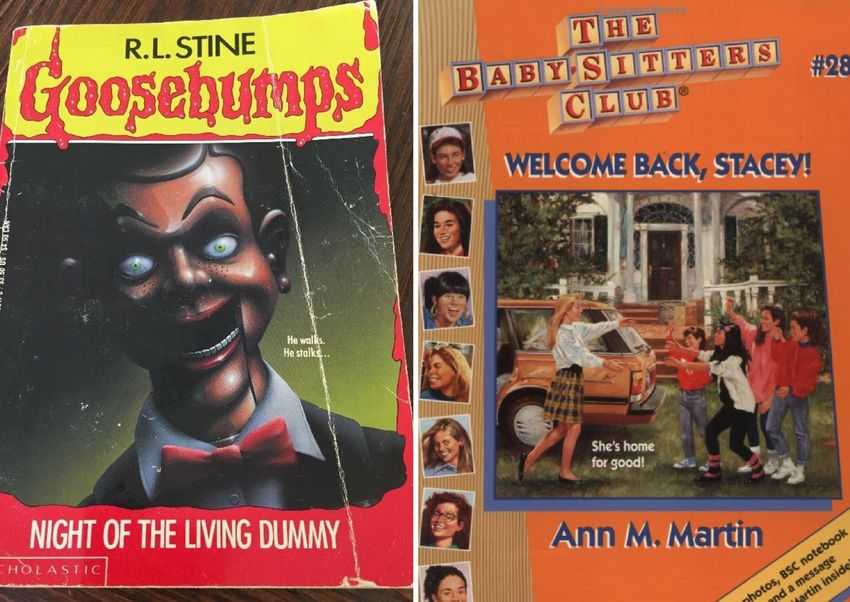23 Books You Absolutely Couldn't Put Down When You Were A Kid