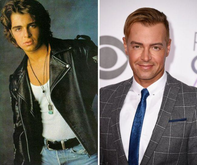 9 2 What Do All Your Childhood Celebrity Crushes Look Like Now?