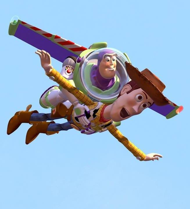 B3j a2fIEAA go9 25 Years Old Today: Here's 30 Things You Never Knew About Toy Story