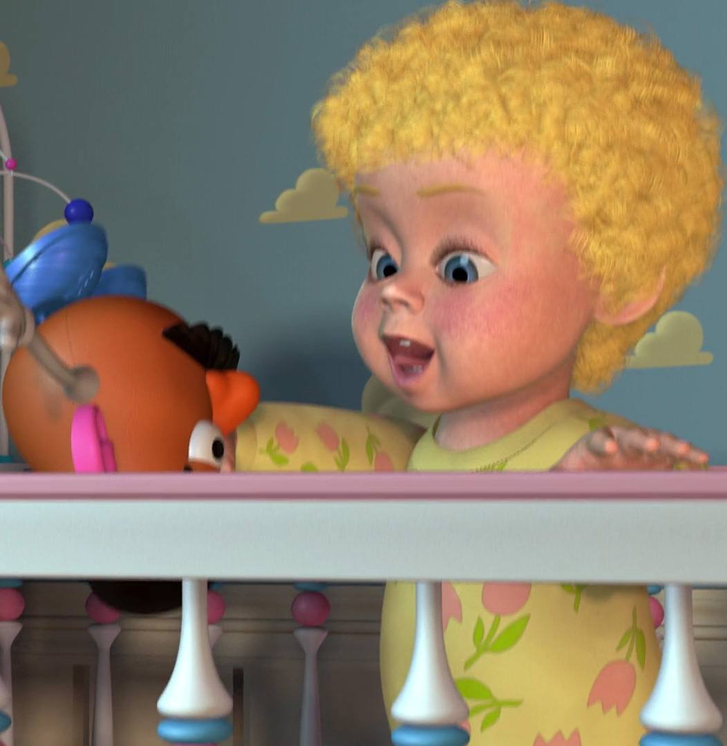 molly davis personnage toy story 01 25 Years Old Today: Here's 30 Things You Never Knew About Toy Story
