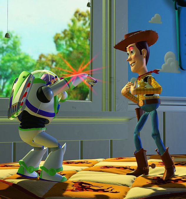 toystory woody buzz.0.0.1426572759.0 25 Years Old Today: Here's 30 Things You Never Knew About Toy Story