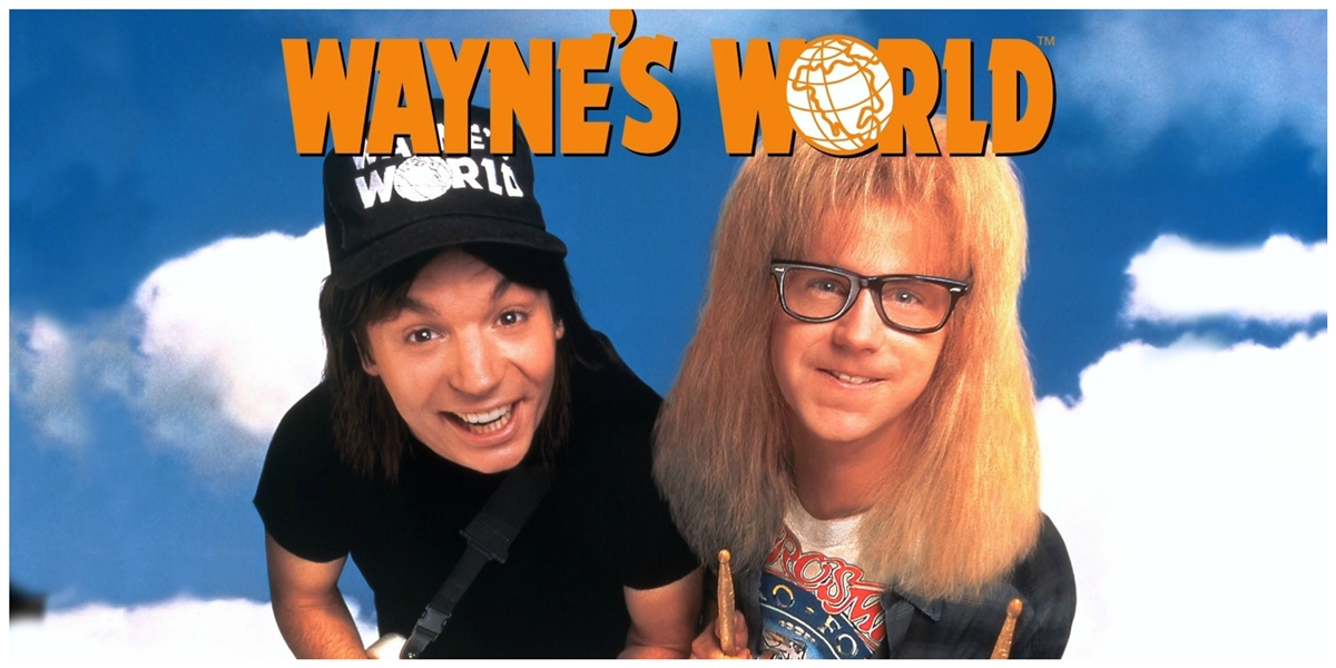 1 16 15 Things You May Not Have Realised About Wayne's World