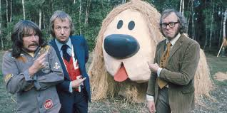 1. The Goodies 12 Comedy TV Shows From The 80's That You May Have Forgotten About