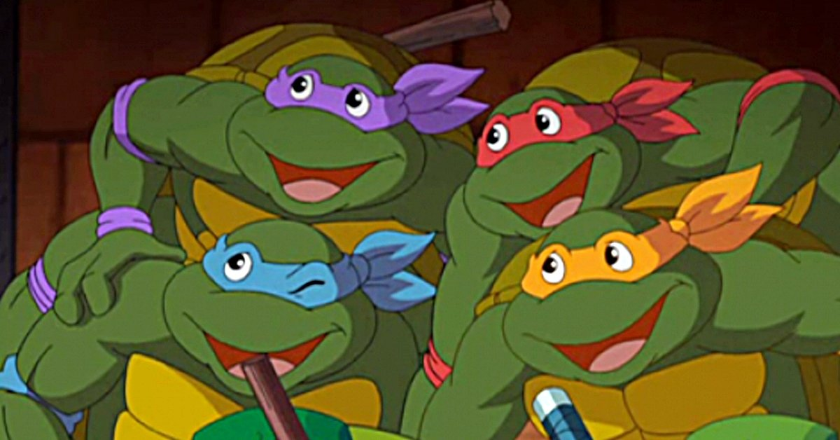 12 7 12 Things You Probably Didn't Know About The Teenage Mutant Ninja Turtles