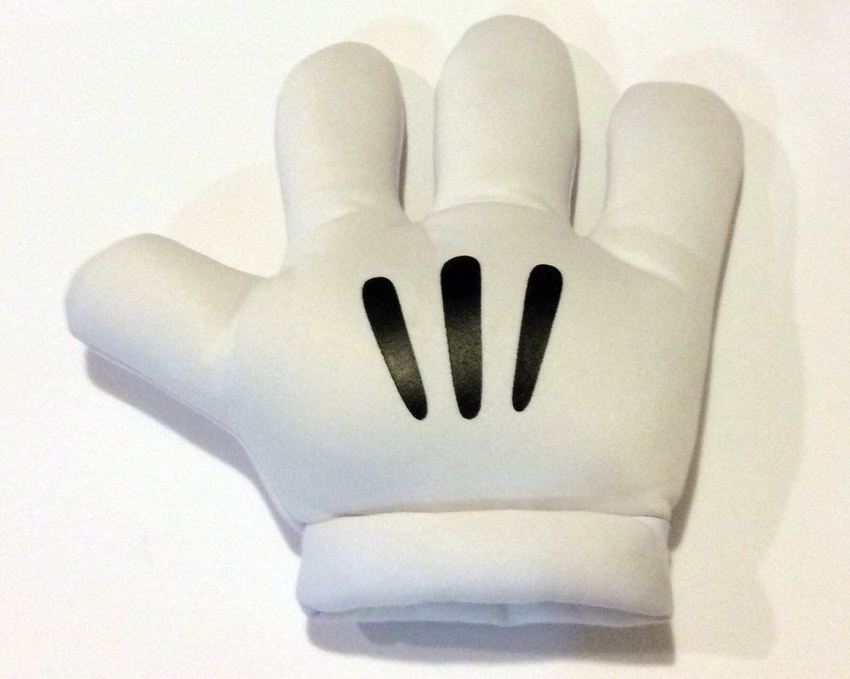 3 11 This Is The Reason Disney Characters Always Wear Gloves