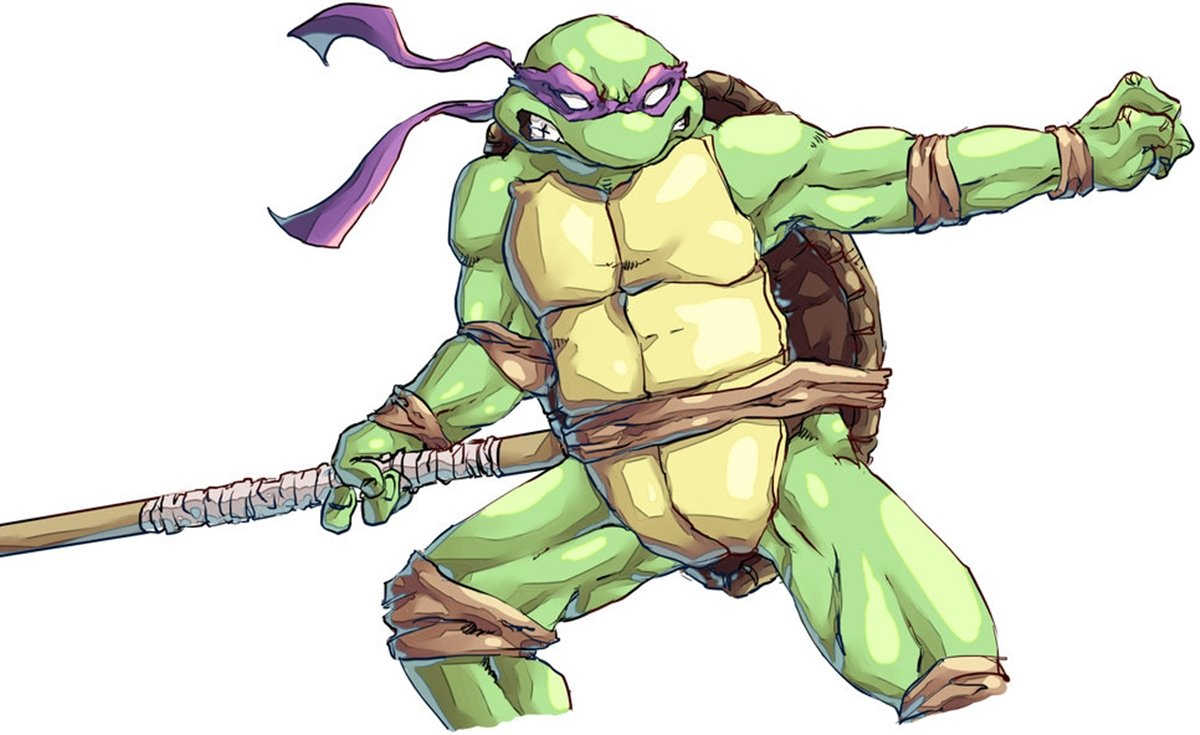 3 13 12 Things You Probably Didn't Know About The Teenage Mutant Ninja Turtles