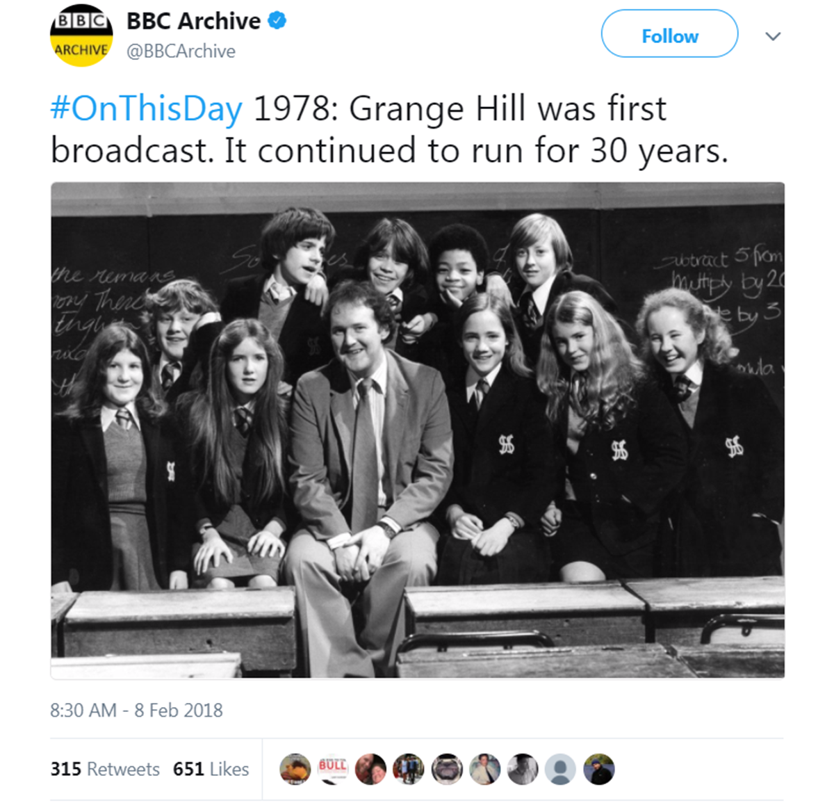 3 3 Grange Hill Fans Share Their Memories On The Show's 40th Anniversary