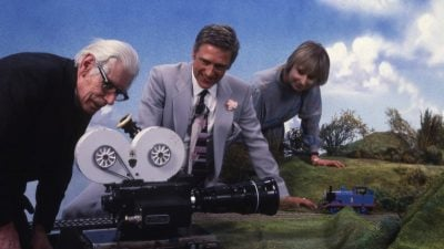 3. wilbert awdry 12 Facts About Thomas The Tank Engine