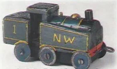 4. Original Thomas 12 Facts About Thomas The Tank Engine