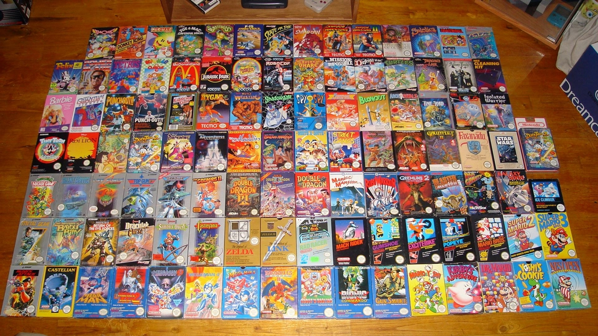 5 1 Do You Own Any Of These Computer Games That Sell For Big Money On Ebay?