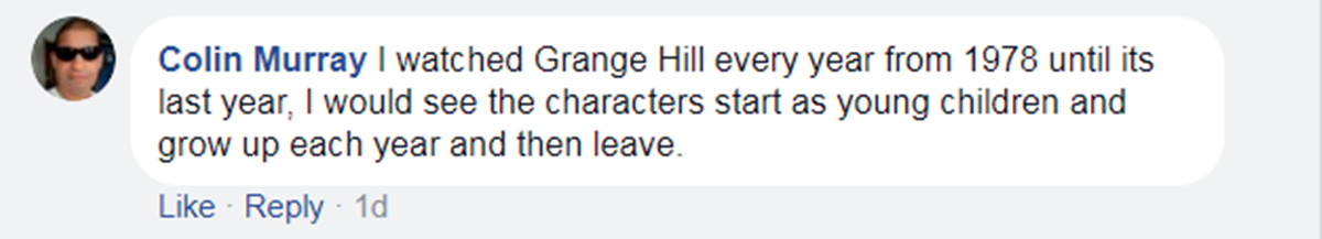 6 1 Grange Hill Fans Share Their Memories On The Show's 40th Anniversary