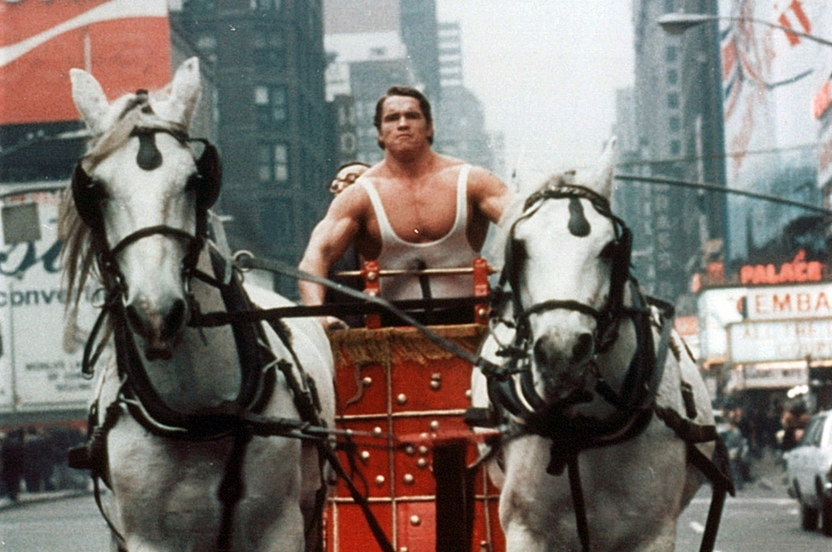 6 10 15 Things You Probably Didn't Know About Arnold Schwarzenegger