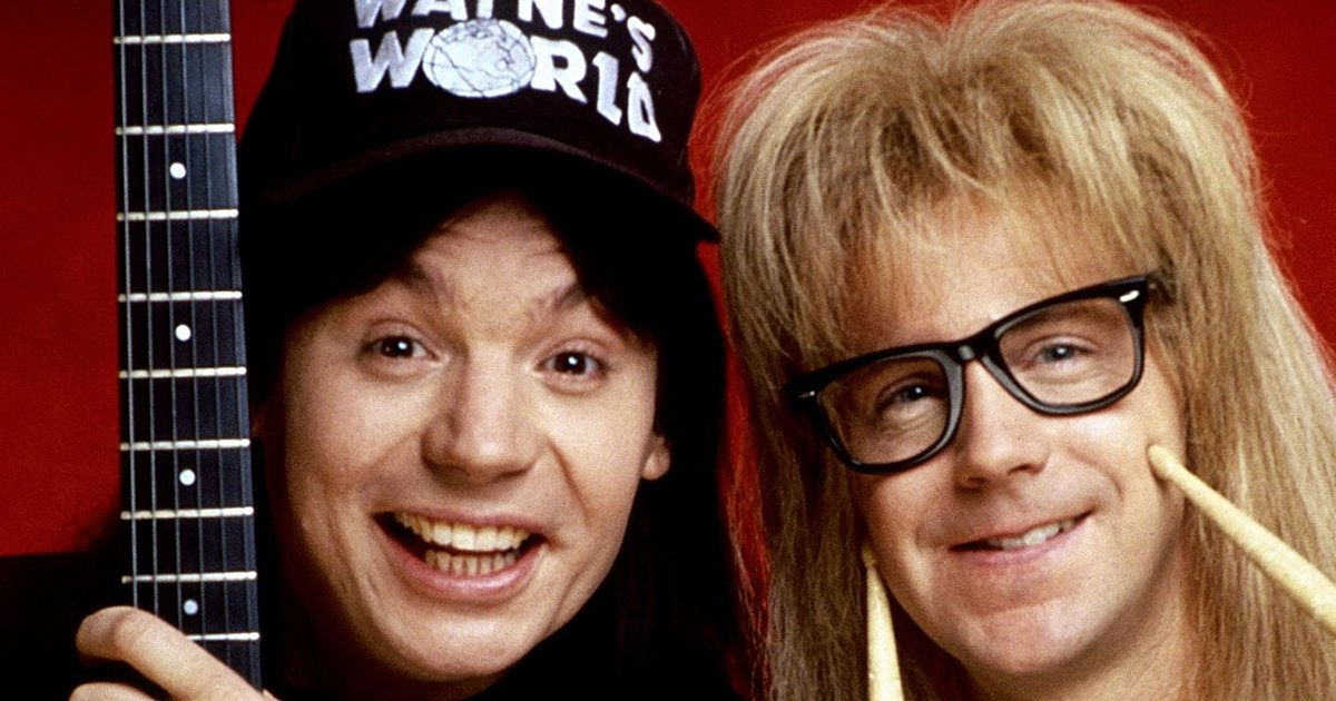 6 16 15 Things You May Not Have Realised About Wayne's World