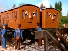 7. Annie and Glarabell 12 Facts About Thomas The Tank Engine
