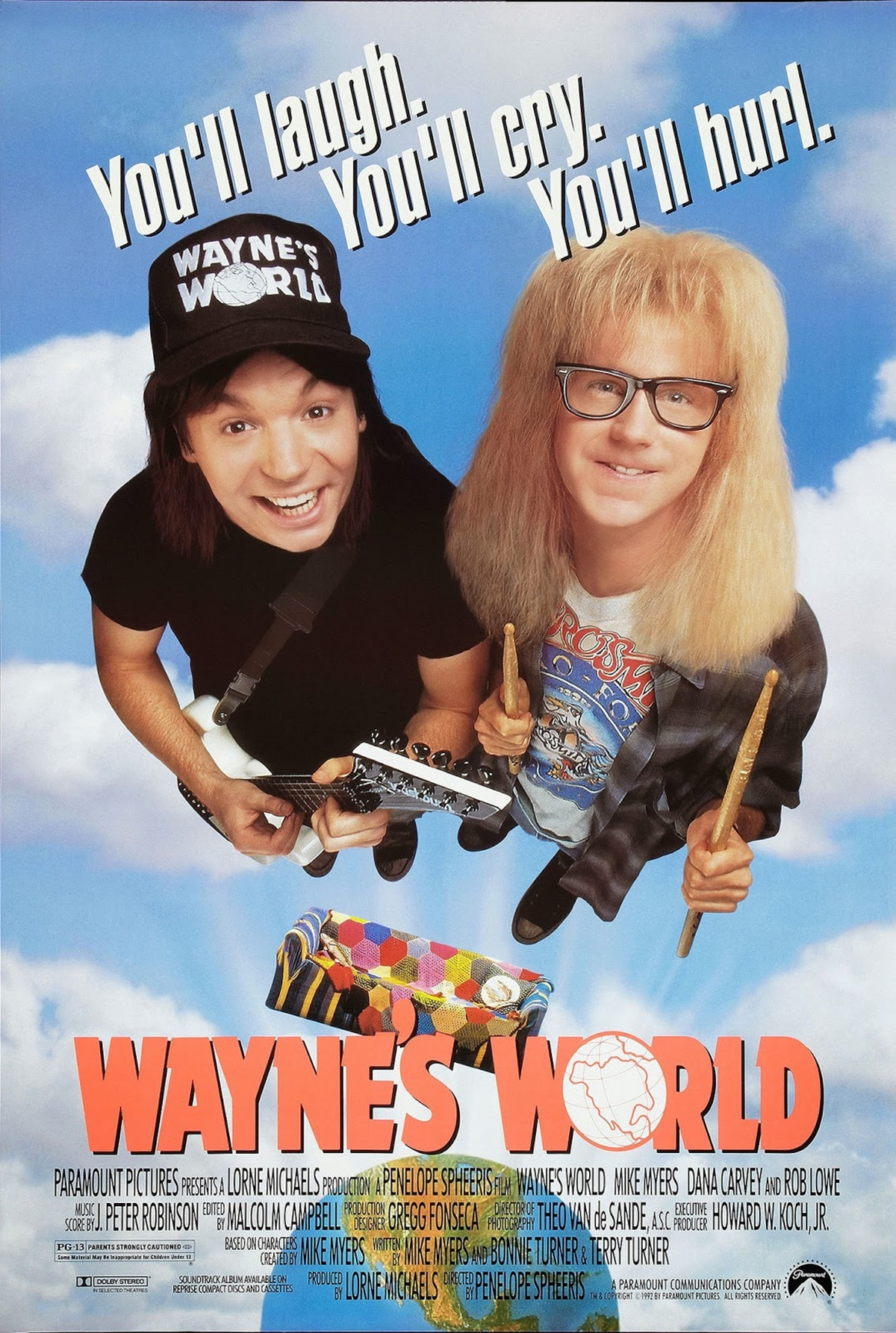 9 12 15 Things You May Not Have Realised About Wayne's World