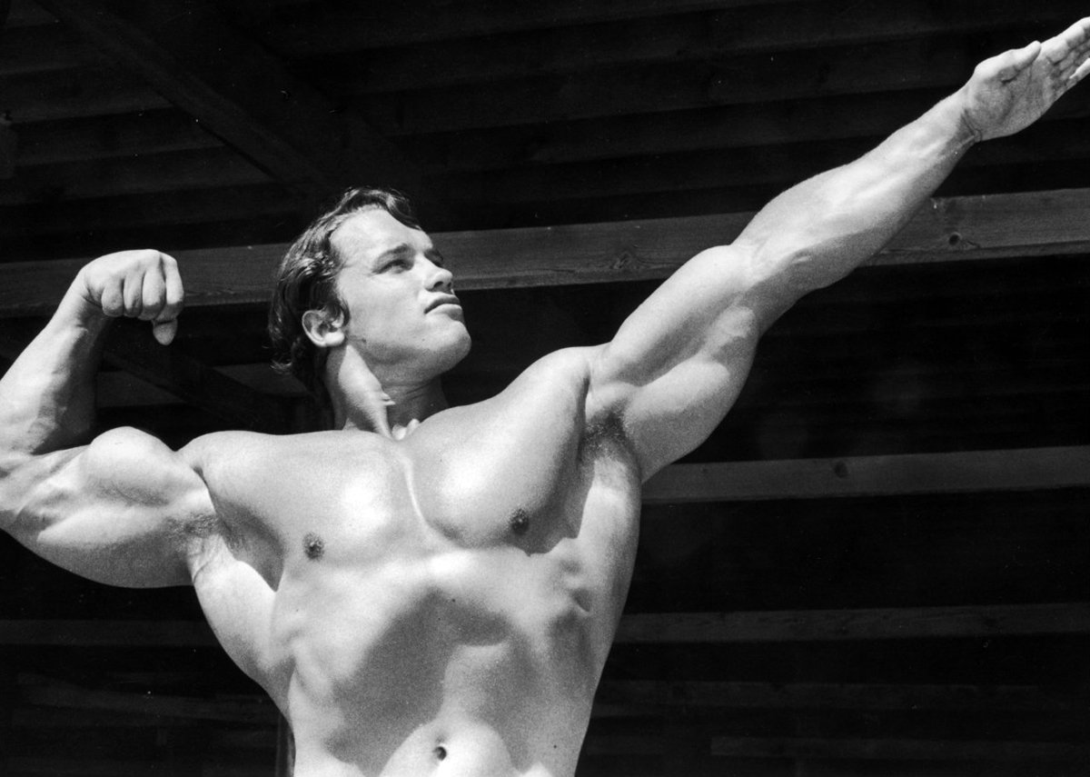 9 7 15 Things You Probably Didn't Know About Arnold Schwarzenegger