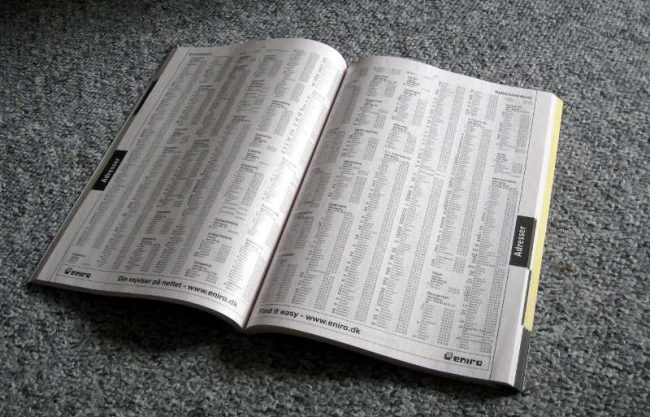 BT phonebook 8 Anecdotes Of Being A Child In The 80's/90's