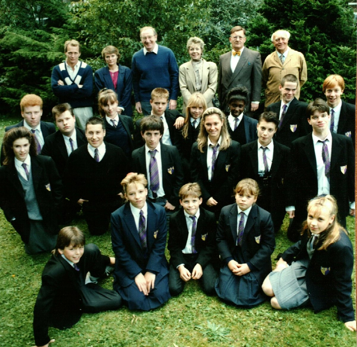 C 1 Grange Hill Fans Share Their Memories On The Show's 40th Anniversary