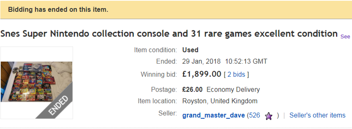 COLLECTION Do You Own Any Of These Computer Games That Sell For Big Money On Ebay?