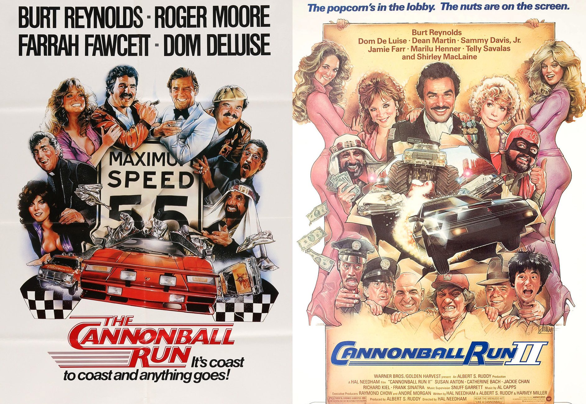 Cannonball Run 1 e1627036529896 20 Fun Facts You Didn't Know About The Cannonball Run Films