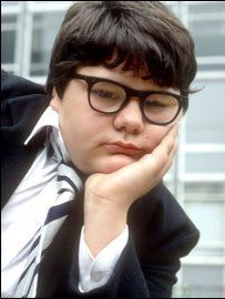 Roland Browning in a publicity still for Grange Hill