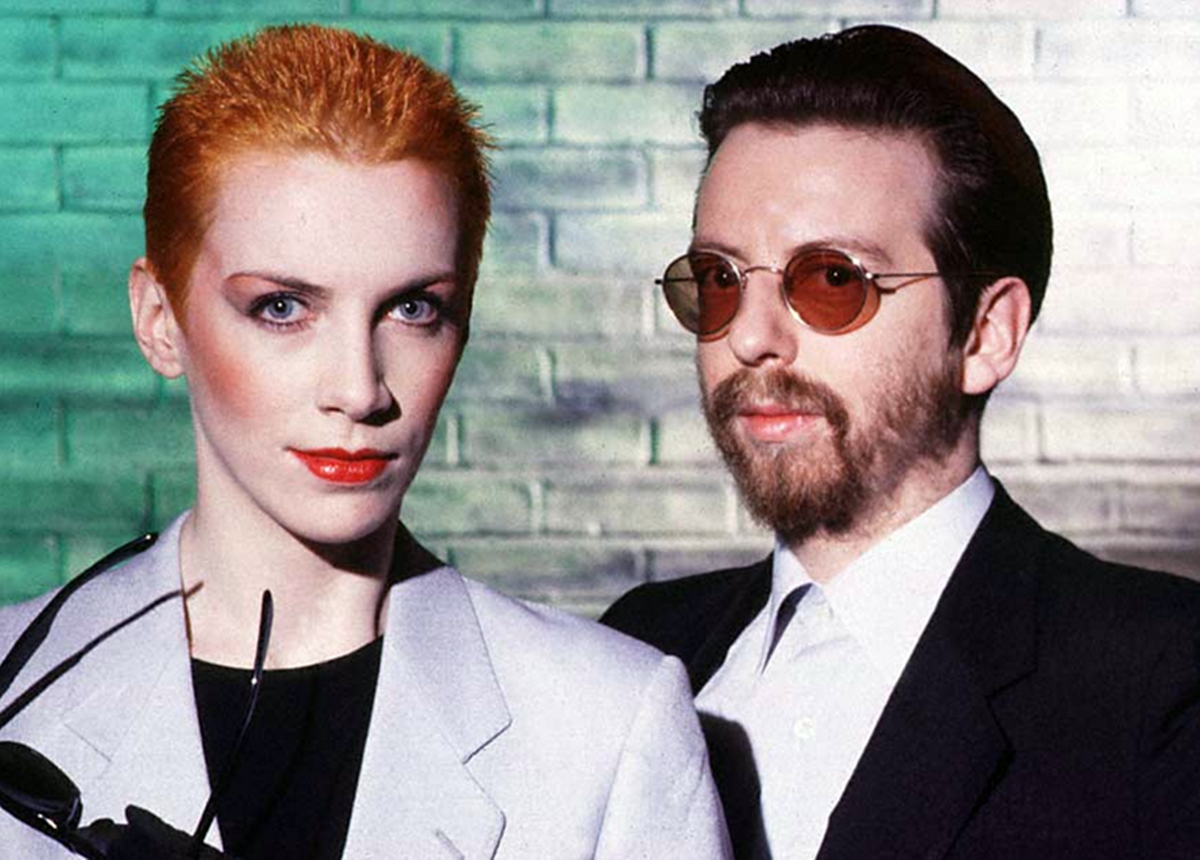 Eurythmics in the 1980s