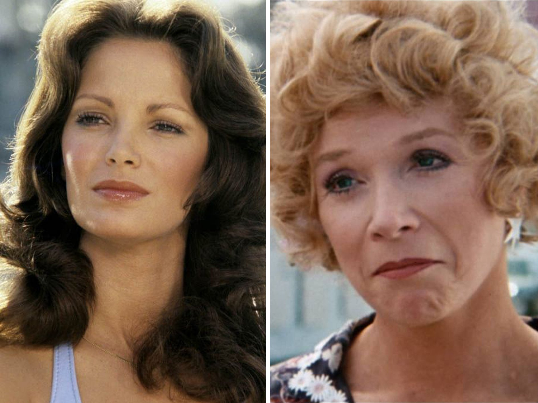Jaclyn Smith Shirley Maclaine Cannonball Run II 20 Fun Facts You Didn't Know About The Cannonball Run Films