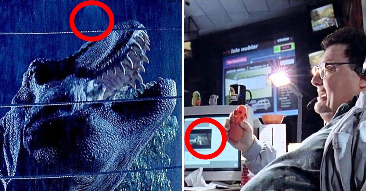 14 Things You Probably Missed In Jurassic Park
