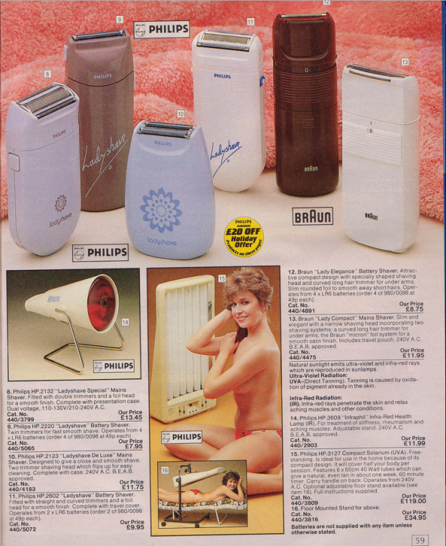Lshave 19 Nostalgic Pages From The 1985 Argos Catalogue
