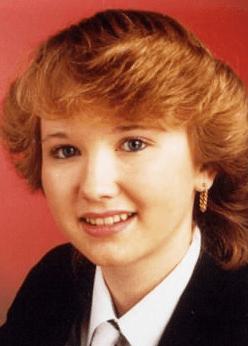 Claire Scott from Grange Hill