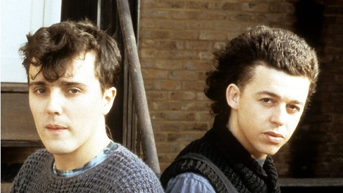Tears for Fears in the 1980s