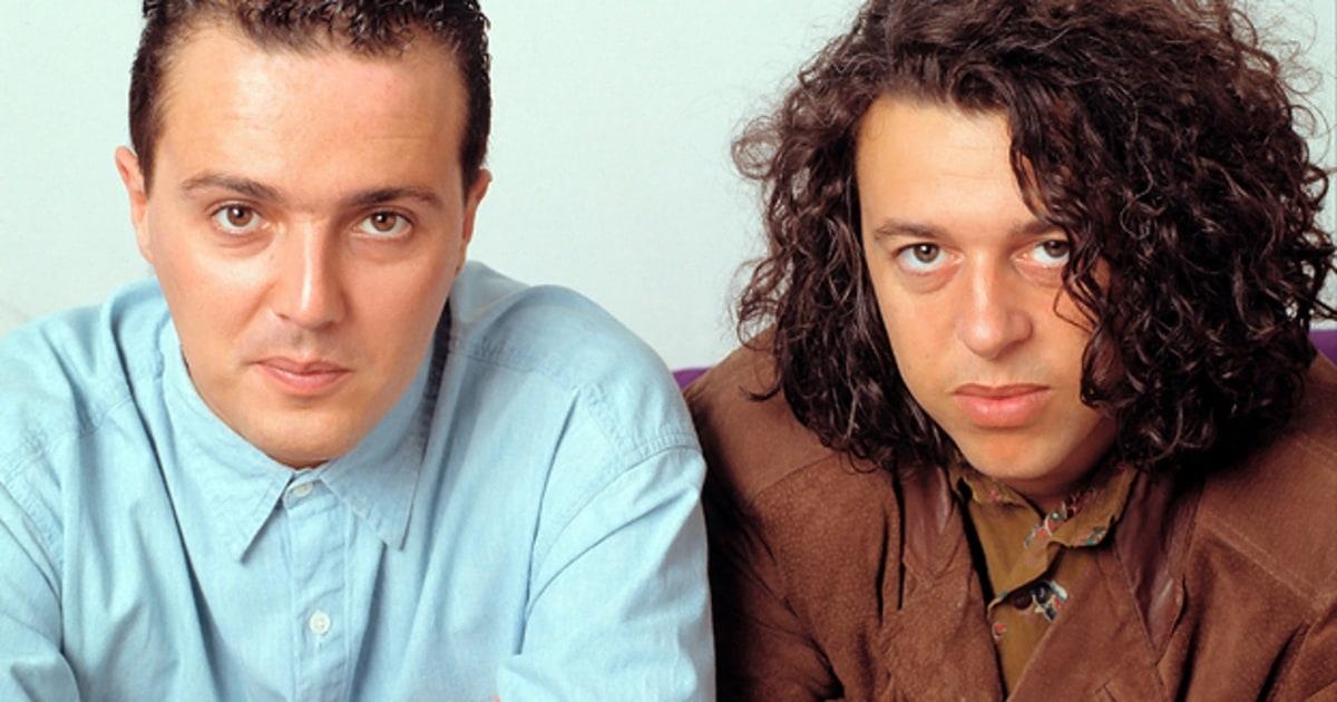 Pop duo Tears for Fears