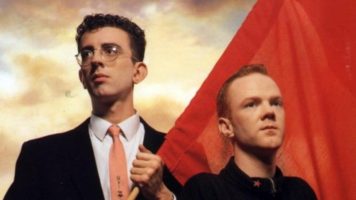 The Communards pop duo