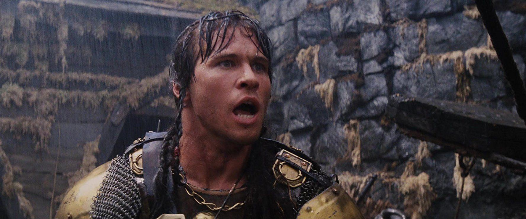 Val Kilmer as Madmartigan in Willow